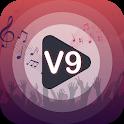 Music ViVo V9 Player - Vivo V9 Music Player icon