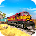 Train Driving Simulator 2019: New Train Games 3D icon