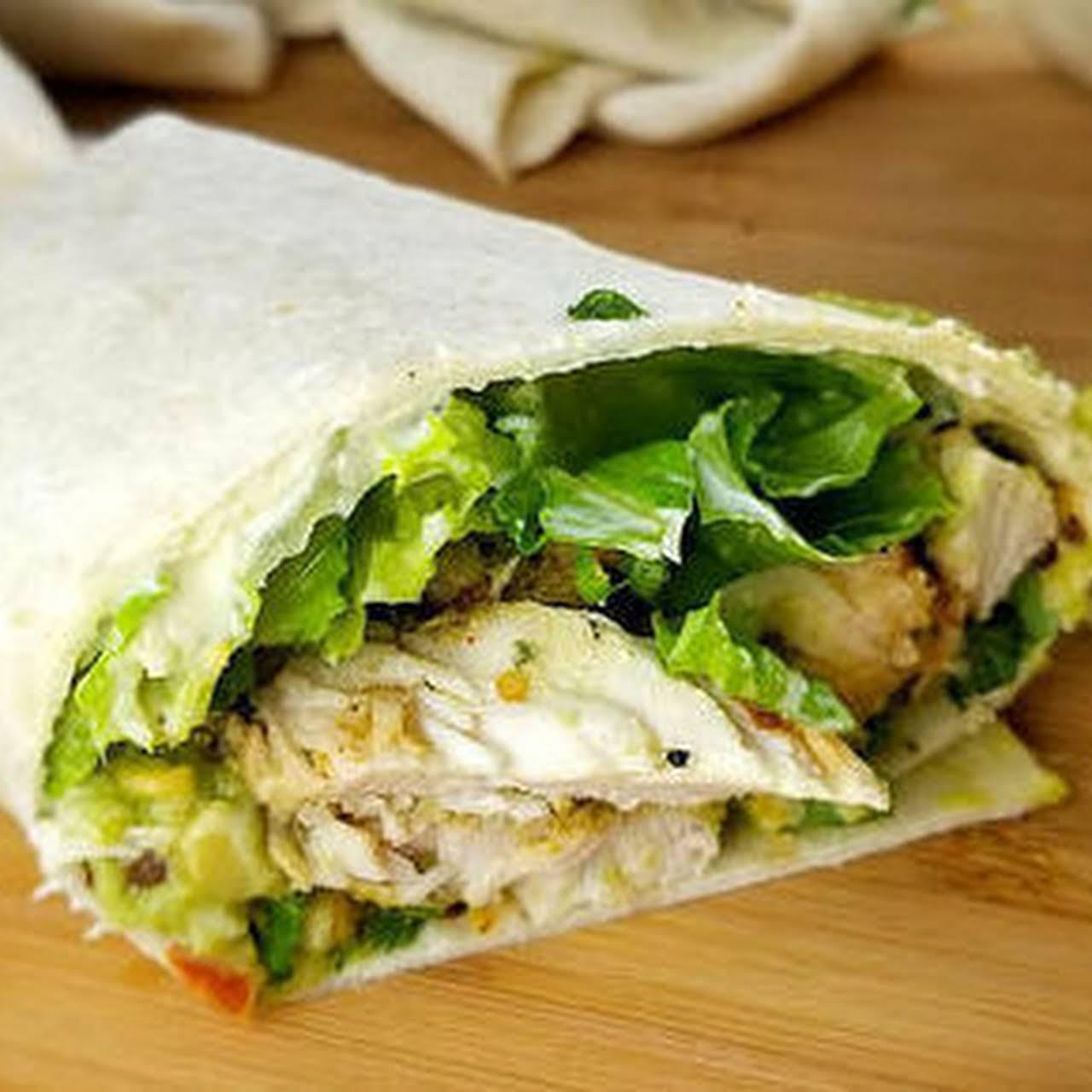 Power Menu Burrito