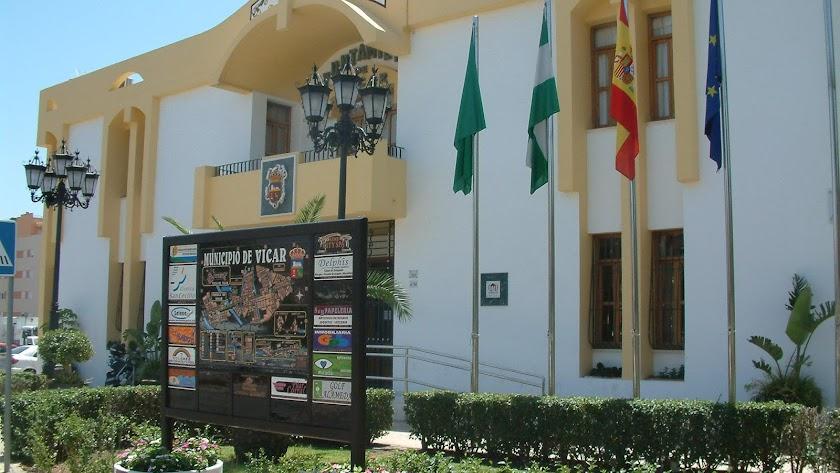 Ayuntamiento de Vícar.