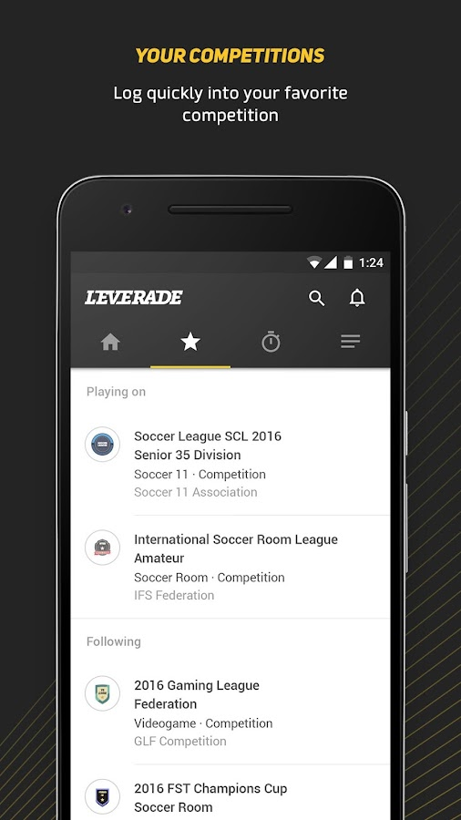 LEVERADE - Real Play- screenshot