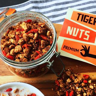 Horchata Tiger Nut Granola.