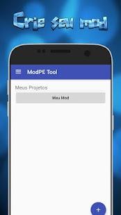 ModPE Tool: Mod Maker for MCPE - náhled
