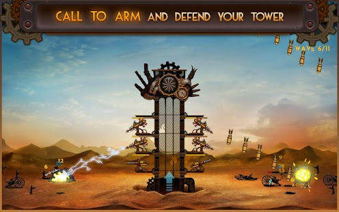 Steampunk Tower screenshot