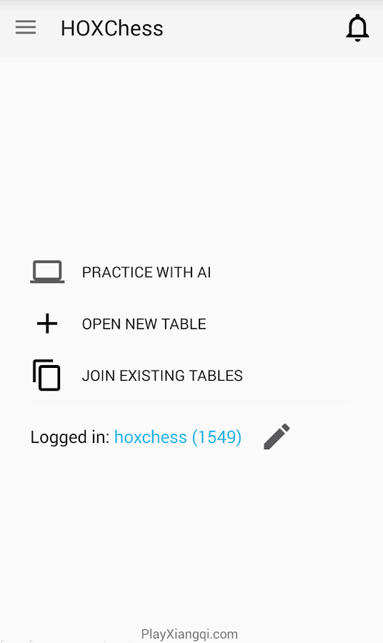 HOXChess- screenshot
