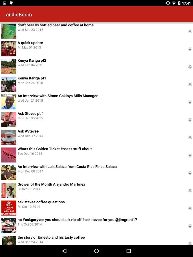 HasBean- screenshot