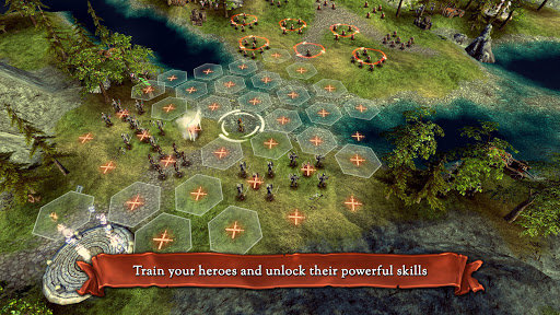 Hex Commander: Fantasy Heroes  screenshots EasyGameCheats.pro 1