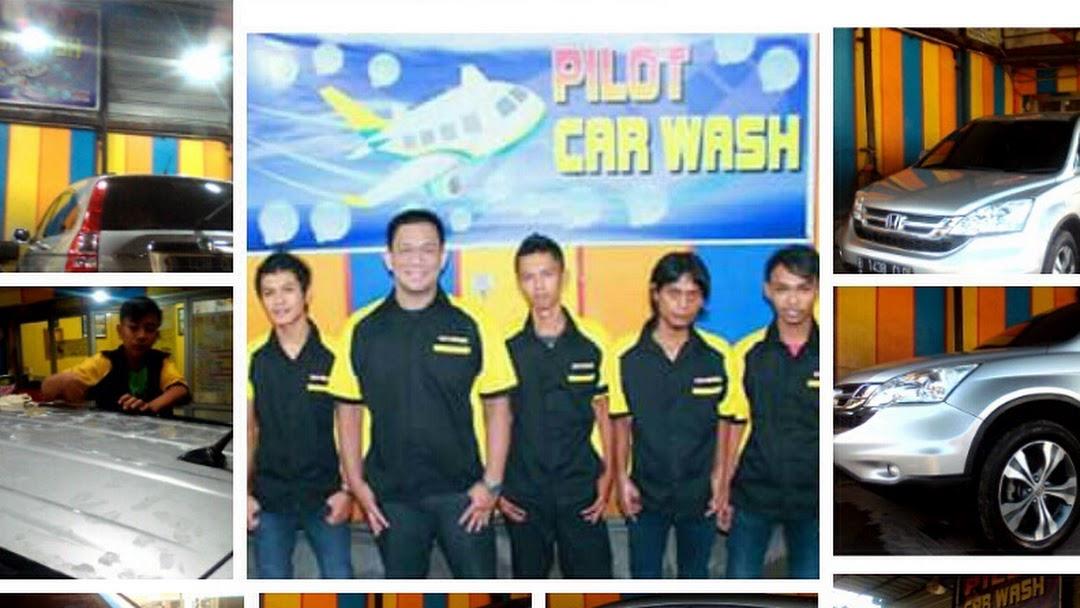 Pilot Car Wash Car Wash Auto Detailing Salon Mobil Nano Coating