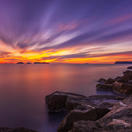 by Nikša Šapro - Landscapes Sunsets & Sunrises ( croatia, adriatic sea, saproni_photography )