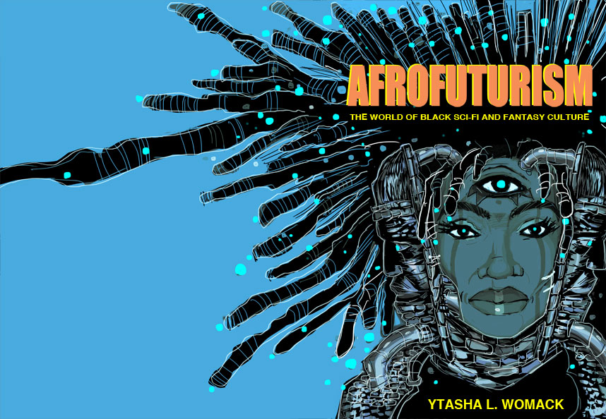 "<p>Womack's primer explores afrofuturism as ""a way of looking at the future, or alternative realities, through a black cultural lens"". Credit: Ytasha L. Womack.</p>"