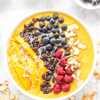 Mango Smoothie Bowl Recipe
