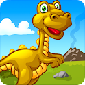 Amazing Dino Puzzle For Kids icon