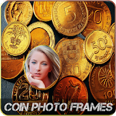 Coin Photo Frames