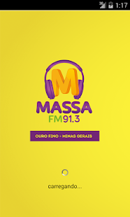 Massa FM Ouro Fino- screenshot thumbnail
