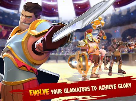 Gladiator Heroes 1.7.2 screenshot 1962625