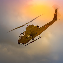 by Ron Meyers - Transportation Helicopters