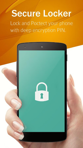 Lock Screen Xperia Theme screenshot 1