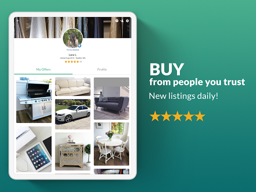 OfferUp: Buy. Sell. Letgo. Mobile marketplace screenshot 7
