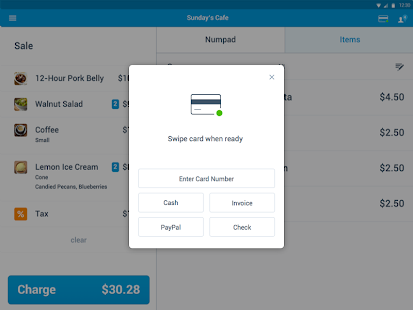 PayPal Here: Point of Sale- screenshot thumbnail