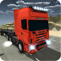 Cargo Delivery Truck Parking Simulator Games 2018 icon