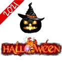 Free Halloween Stickers - WAStickerApp icon