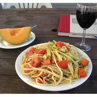 Pasta and Vegetable Toss.