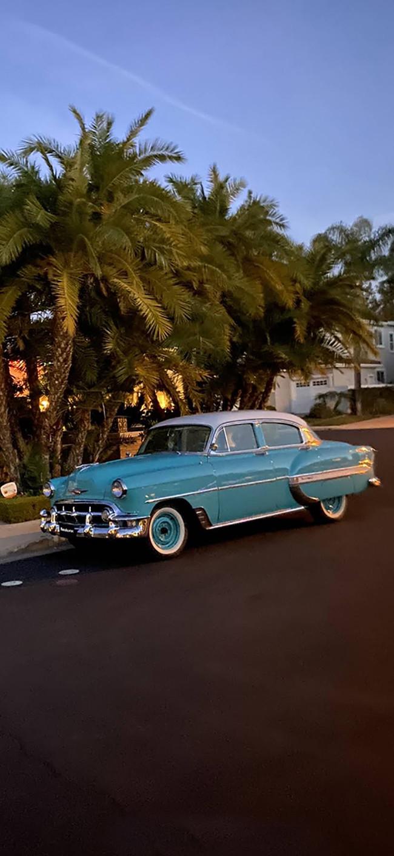 Chevrolet Bel Air Hire Long Beach