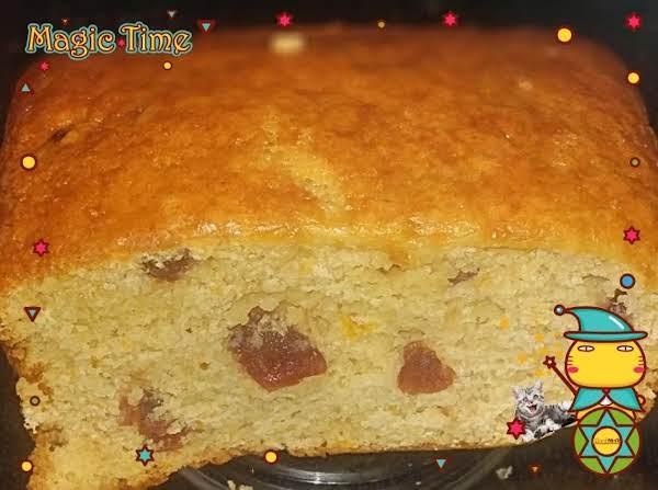 Tangy Cranberry Orange Bread