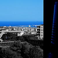 Il mare attraverso la finestra di