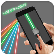 Colorful Laser Light Simulator