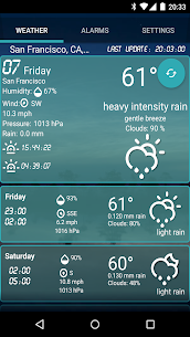 Custom Weather Alerts Pro v2.6 APK 2
