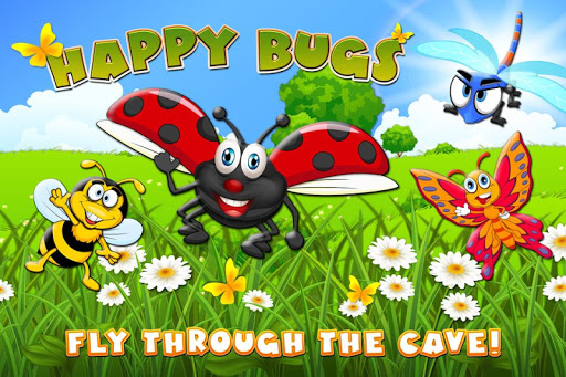Happy Bugs - Labyrinth Flight