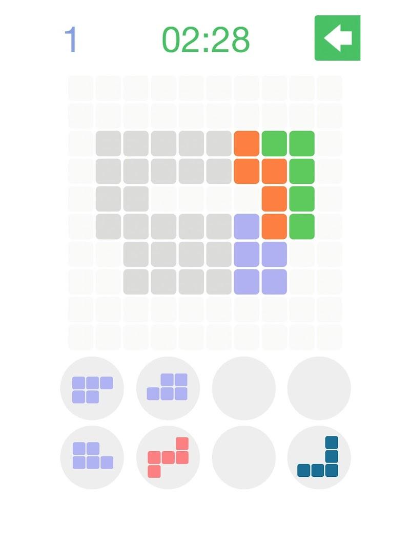 Скриншот Penta Puzzle - Мастер логики!