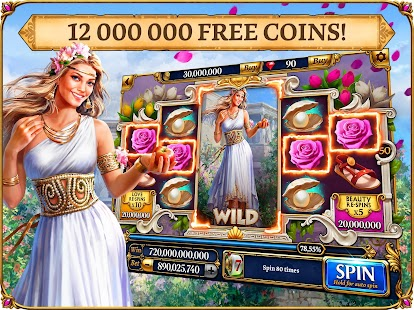 Slots Era: Play Free Casino Slots Machine Online - náhled