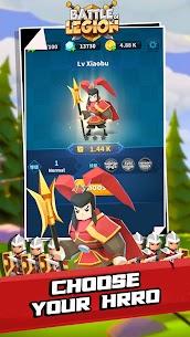 Battle of legion MOD (Unlimited Diamonds) 1