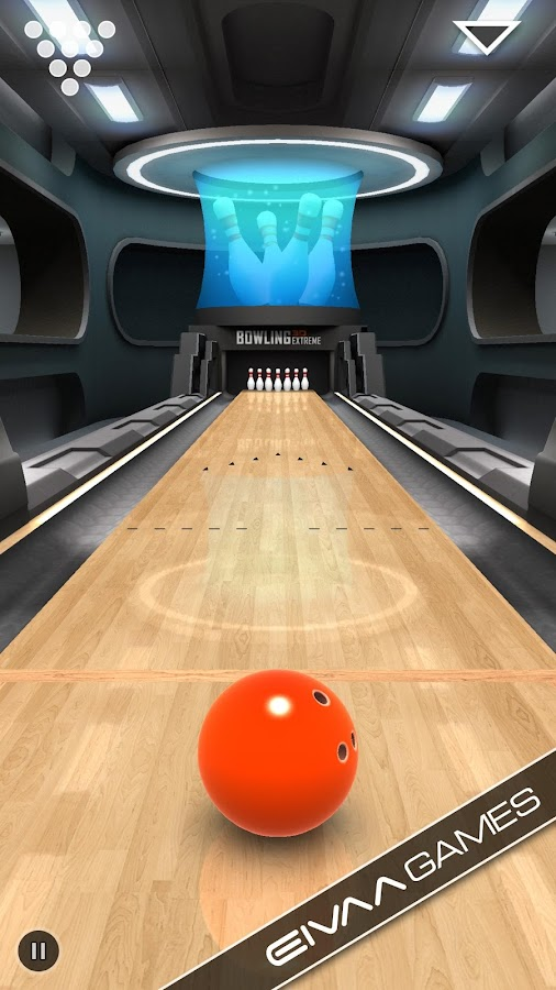 Bowling 3D Extreme- screenshot