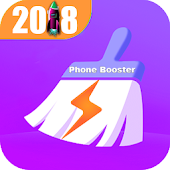 Cache Cleaner - Clean phone Ram Booster 2018