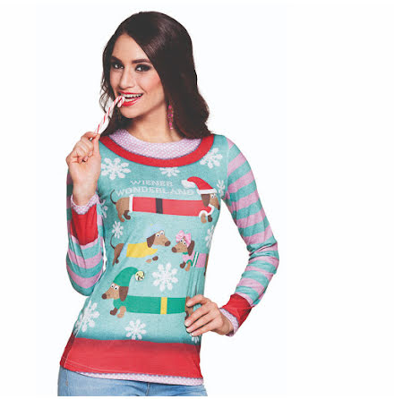 Jultröja, Wonderland M