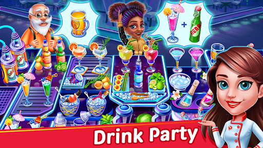 Cooking Party : Made in India Star Cooking Games filehippodl screenshot 1
