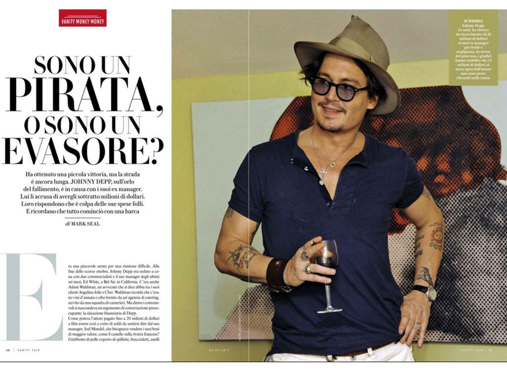 Vanity Fair Italia- screenshot
