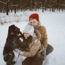 Wedding photographer Olga Kazhaeva (kazhaeva). Photo of 02.03.2018