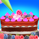 Cake Cooking Maker Games icon