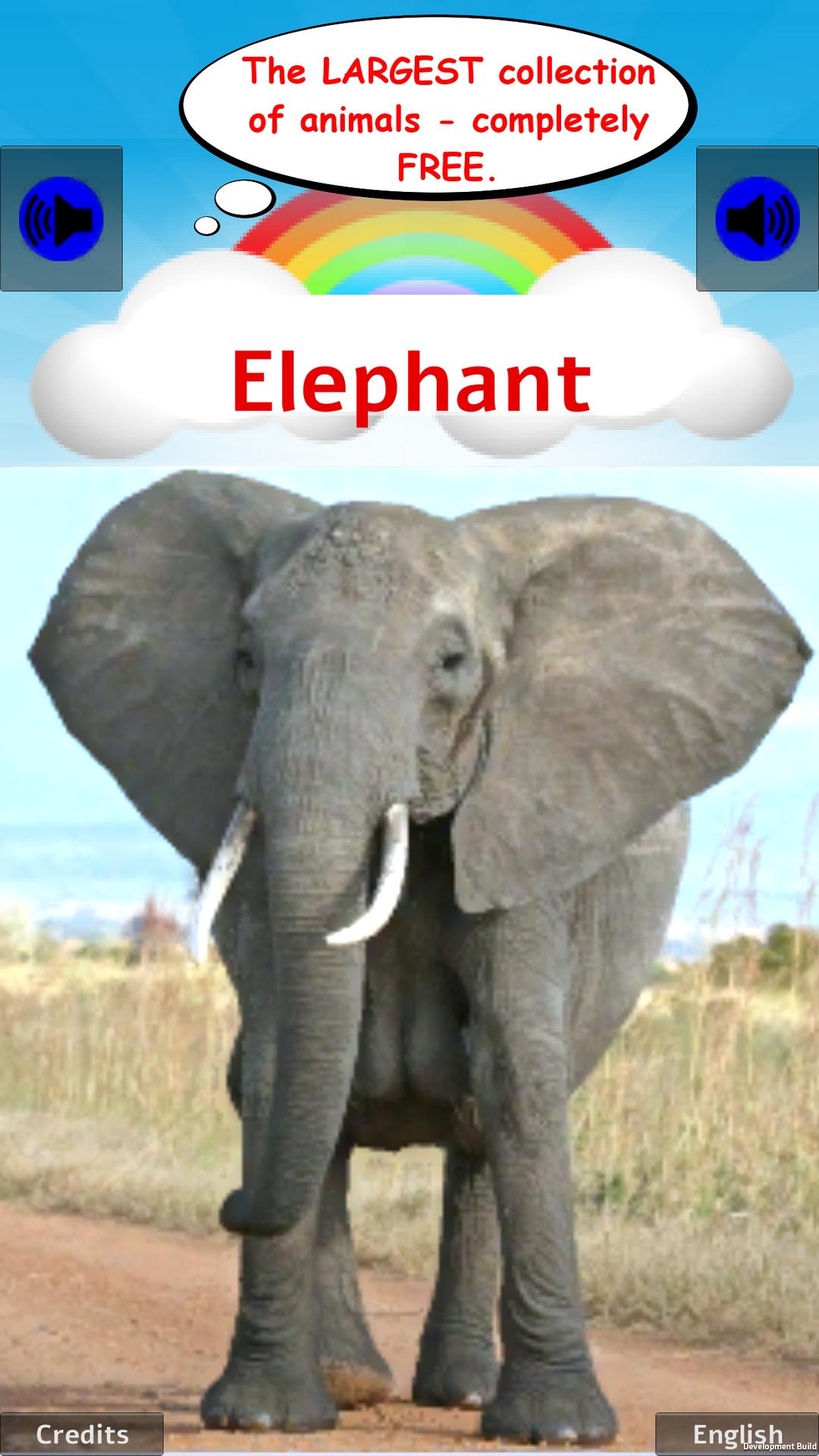 100 Animals Megamix (Free) screenshot #3
