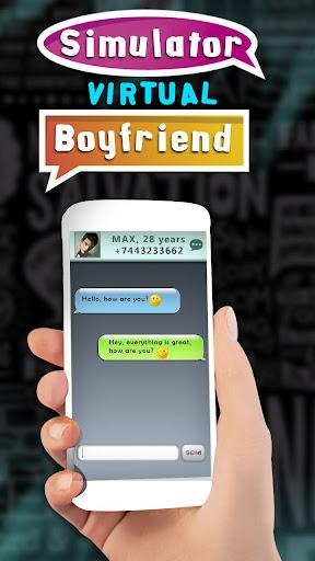 Simulator Virtual Boyfriend