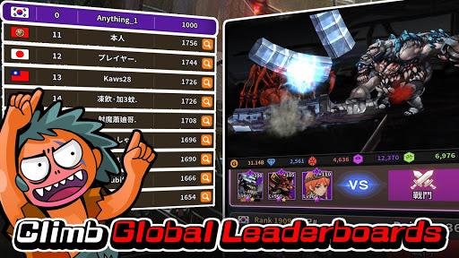 Merge Zombie: idle RPG 1.6.2 screenshots 12