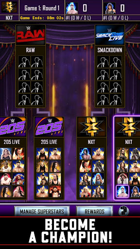 WWE SuperCard – Multiplayer Card Battle Game screenshot 3
