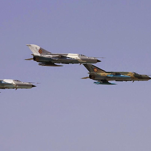 Wallpaper Mikoyan Gurev MiG 21