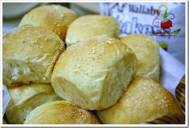 PANDESAL (Filipino Breakfast Bread Rolls) Recipe