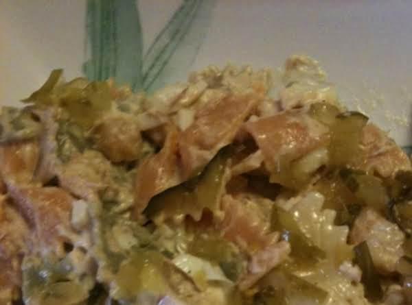 J's Shrimp And Tuna Salad. Recipe
