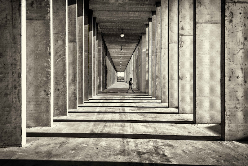 fughe architettoniche di Rino Lio